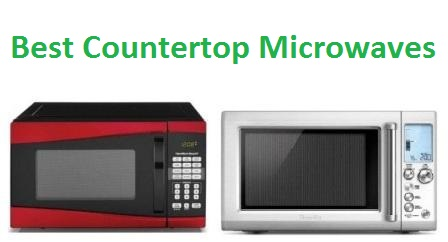 Top 15 Best Countertop Microwaves In 2018 Complete Guide