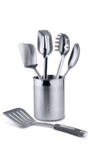 Calphalon 6-pc. Stainless Steel Utensil Set
