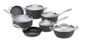 Cuisinart GG-12 GreenGourmet Cookware Set