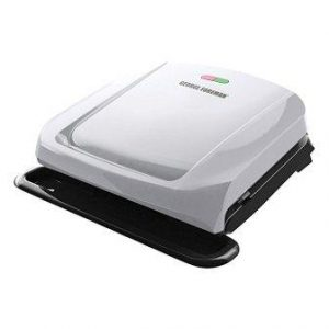 George Foreman GRP1060P Plate Grill and Panini Press