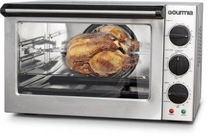 Gourmia S2000 Extra Large Stainless Steel Professional Convection Oven