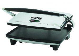 IMUSA GAU-80102 Large Electric Panini Press