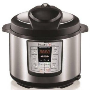 Instant Pot IP-LUX60 v2 6-in-1 Programmable Pressure Cooker