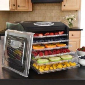 Ivation 400w Electric Food Dehydrator Pro