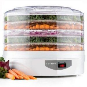 Kitchen Electric Pro 5 Tier Food Dehydrator