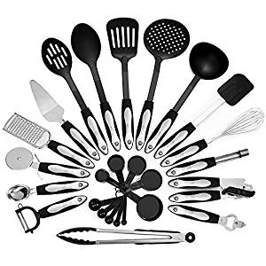 Laxinis World26 Piece Kitchen Utensils Set