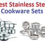 Top 15 Best Stainless Steel Cookware Sets in 2020