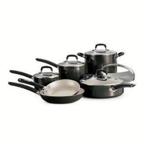 Tramontina Ceramic 11-piece Deluxe Cookware Set