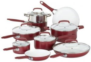 WearEver C943SF Pure Living Cookware Set