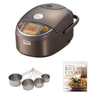 ZojirushiNP-NVC10 Induction Heating Pressure Rice Cooker