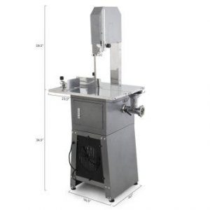 ARKSEN Electric Meat Slicer