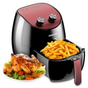 Aigerek Air Fryer – Comes with Recipes CookBook
