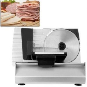 Della 8.7″ Commercial Electric Meat Slicer