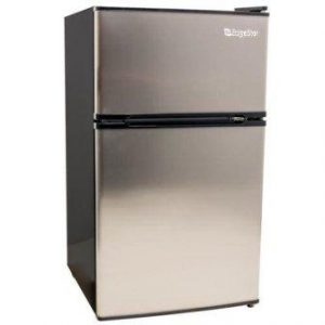 EdgeStar CRF321SS 3.1 Cu. Ft. Dorm Sized Energy Star Compact Fridge