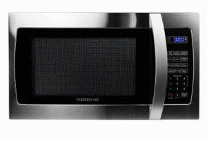 Farberware Professional FMO13AHTBKE 1000-Watt Microwave Oven