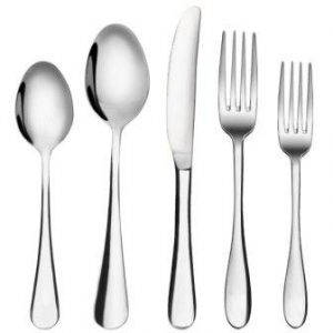 Flatware Set, MCIRCO 20-Pieces Flatware Set