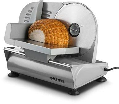 Gourmia GFS-700 Counterman Professional Meat Slicer