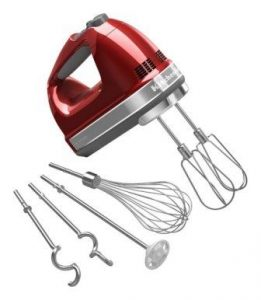 KitchenAid KHM926CA 9-Speed Digital Hand Mixer