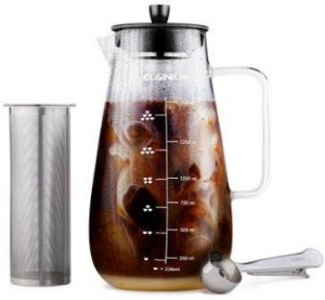 Large Cold Brew Coffee Maker