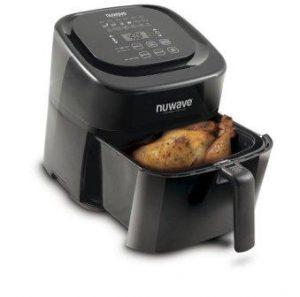 NuWave Brio Digital Air Fryer (6 qt. Air Fryer)