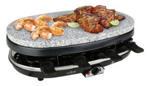 NutriChef PKGRST46 Raclette Grill