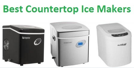 Top 10 Best Countertop Ice Makers In 2020 Complete Guide