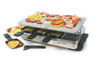 Top 10 Best Raclette Grills in 2018 - Complete Guide