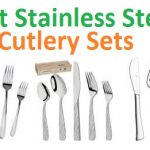 Top 10 Best Stainless Steel Cutlery Sets in 2018