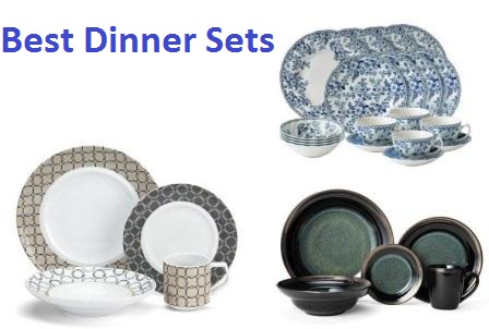 Top 15 Best Dinner Sets in 2018 - Complete Guide