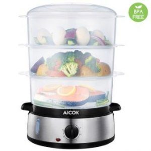 Aicok Electric Food Steamer