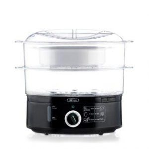 BELLA BLA13872 7.Housewares 4 Quart Healthy Food Steamer