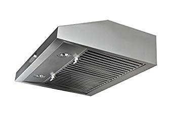 Blue Ocean 30″ RH76UC Stainless Steel Under Cabinet Kitchen Range Hood