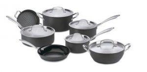 Cuisinart GG-12 Nonstick Cookware Set