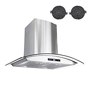 KITCHEN BATH COLLECTIONWall Hood – STL75-LED