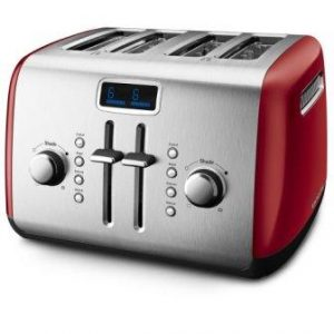 KitchenAid KMT422ER 4-Slice Toaster