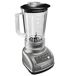 KitchenAid KSB1570SL 5-Speed Blender with 56-Ounce BPA-Free Pitcher