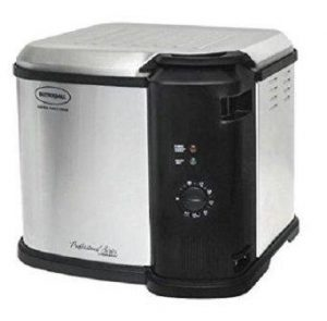 Masterbuilt 23011014 Butterball Indoor Gen III Electric Fryer Cooker