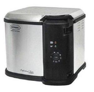 Masterbuilt 23011014 Butterball Indoor Gen III Electric Fryer Cooker