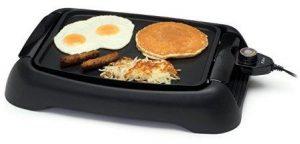 MaxiMatic Elite Cuisine Countertop Non-Stick Electric Indoor Grill,