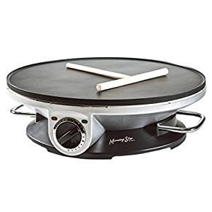 Morning Star - Crepe Maker Pro - 13 Inch Crepe Maker & Electric Griddle