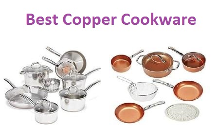 Top 15 Best Copper Cookware in 2018 - Complete Guide