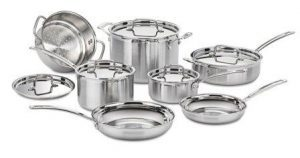 Top 15 Best Stainless Steel Cookware Sets in 2018