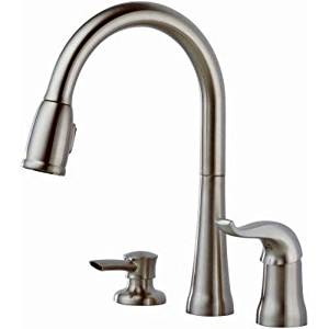 Delta 16970-SSSD-DST Single Handle Pull-Down Kitchen Faucet