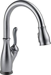 Delta Leland 9178T-AR-DST Single Handle Pull-Down Kitchen Faucet