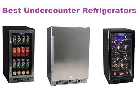Top 15 Best Undercounter Refrigerators in 2019 - Complete Guide