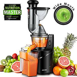 Aicok Wide Mouth Juicer