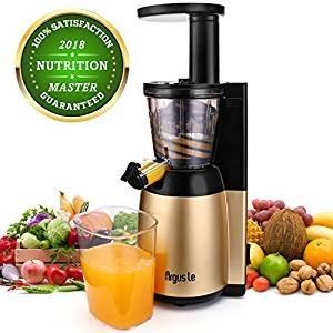 Argus Le B4000 Slow Masticating Juicer Extractor