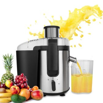 BuySevenSide Multi-Function Juicer Extractor 4-in-1