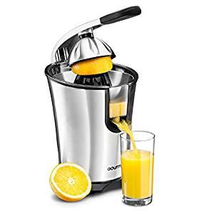 Gourmia EPJ100 Electric Citrus Juicer