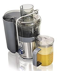 Hamilton Beach Premium Easy Clean 2-Speed Juice Extractor